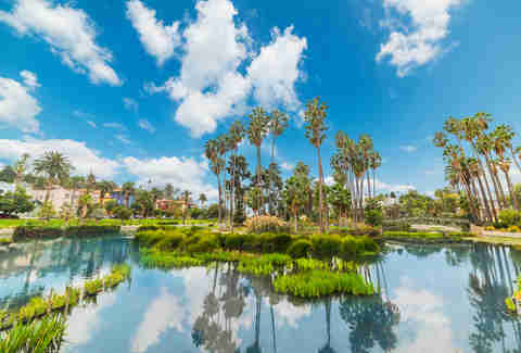 Los Angeles Points Of Interest Best La Attractions