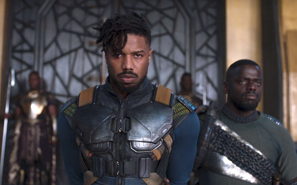 61fe72e02 Black Panther: Why Killmonger Is Unlike Any Other Movie Villain ...
