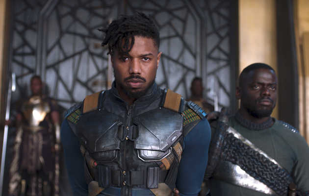 Killmonger Challenges 'Black Panther' and Everything We Think About Movie Villains