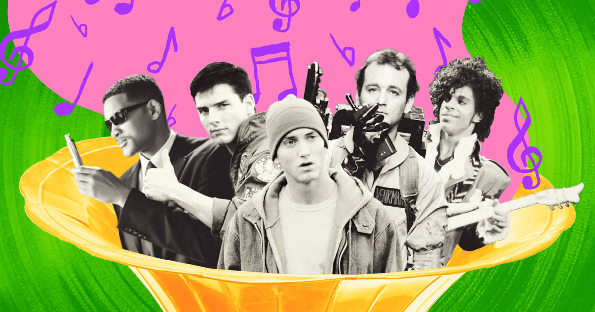 The 33 Best Movie Songs of All Time