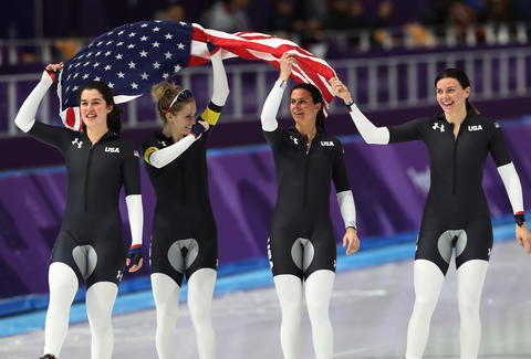 team usa speed skating uniform crotch