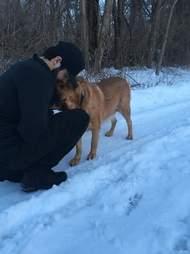 Rio meets his foster dad Ryan Callahan