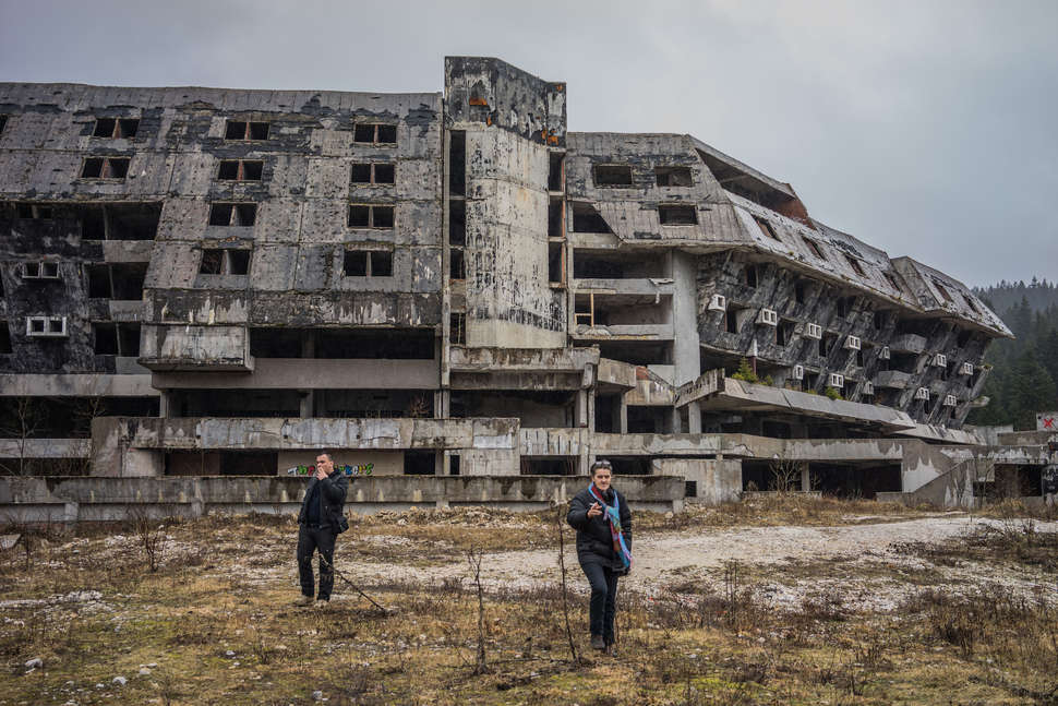 Abandoned Olympic Venues Photos Of Old Stadiums Sites Villages Thrillist