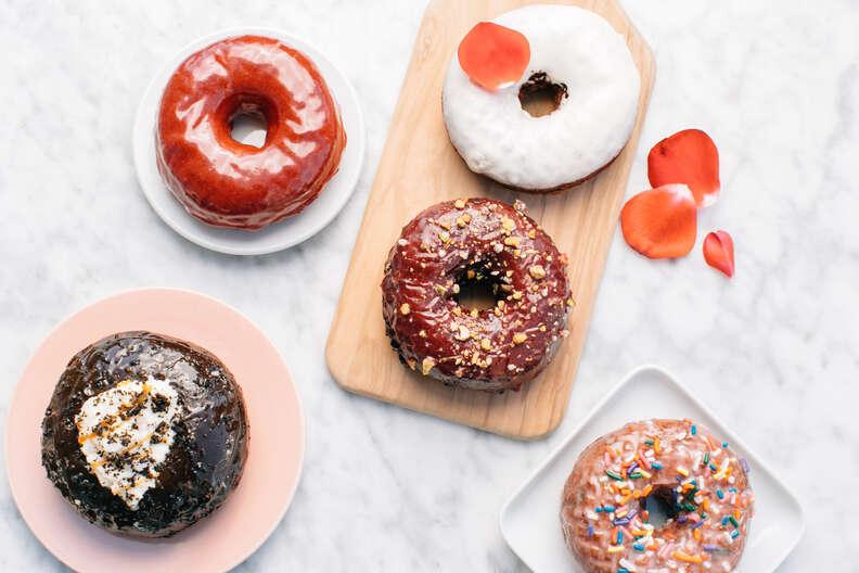 Sidecar Doughnuts Los Angeles Donuts