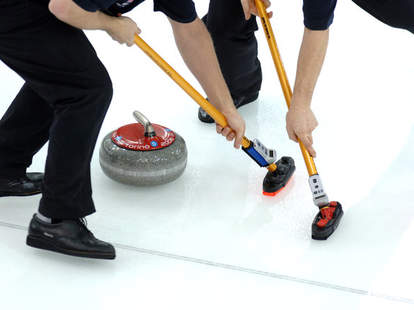 russian curler doping