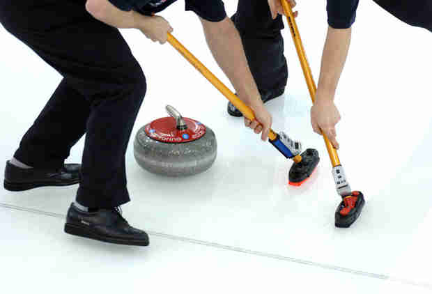Russian Olympic Curler Will Return Medal Over Doping