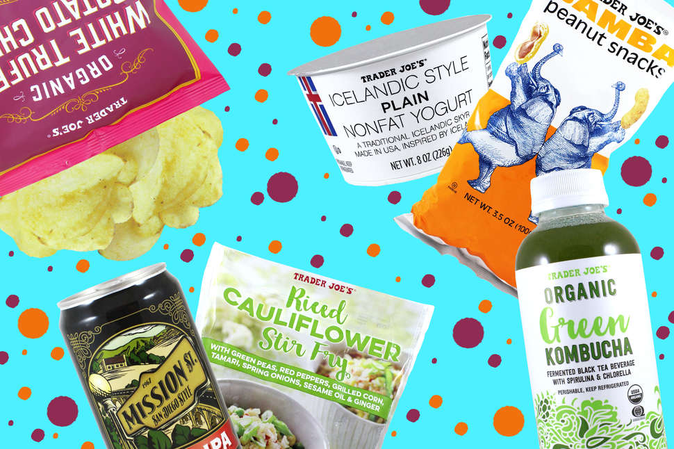 New Trader Joe's products