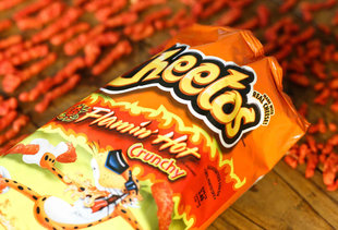 Yep, a Flamin' Hot Cheetos Movie Is Coming & It Actually Sounds Pretty Good