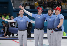 The USA Is Finally an Olympic Champion in Curling
