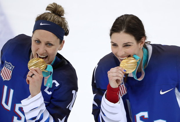 Here's How Much Tax Olympians Actually Pay on Their Medals
