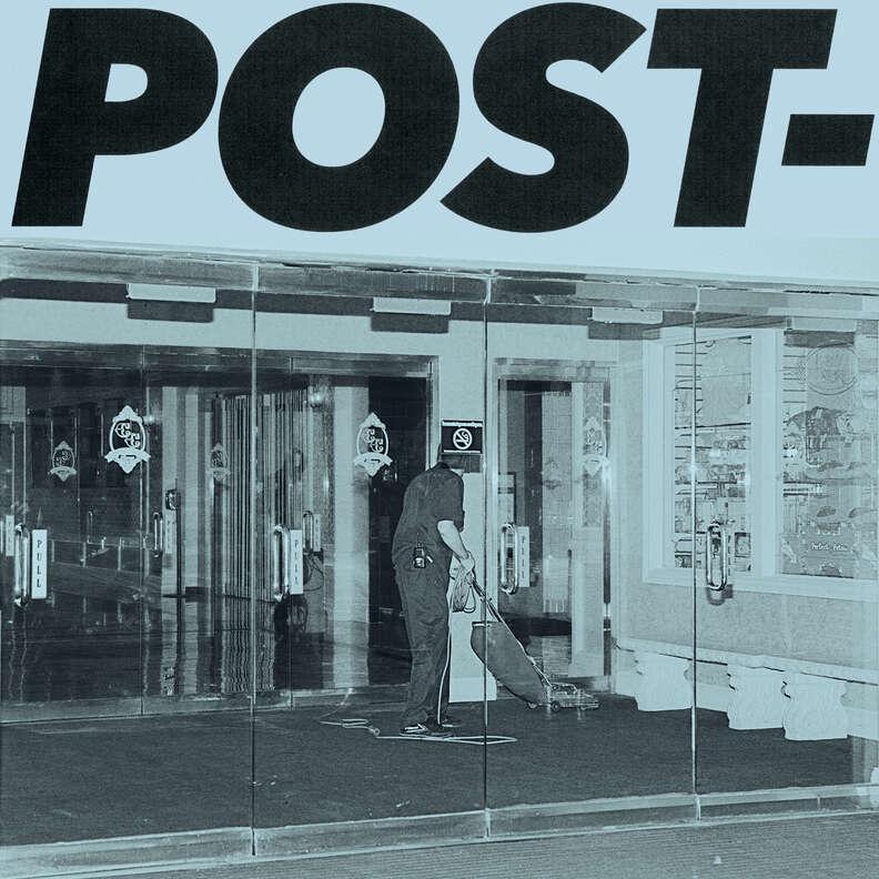 Jeff Rosenstock album cover