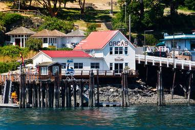 Orcas Island, San Juan Islands, Washington