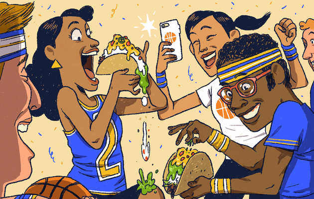 How to Party During Basketball's Most Insane Month, by Region