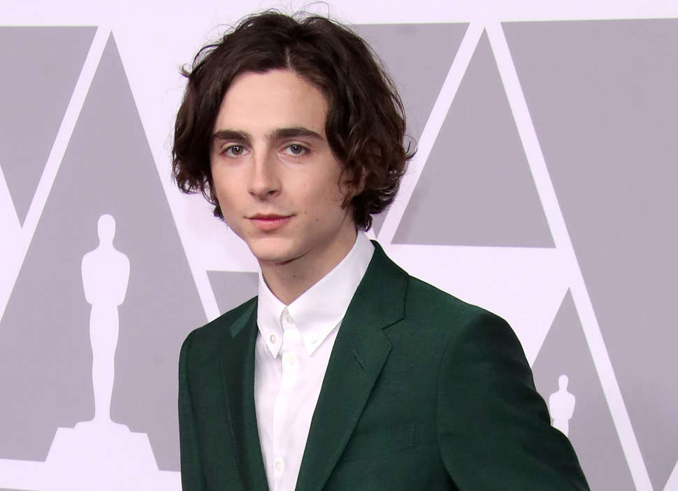 cedb1fff261 Oscars 2018: Everything Timothée Chalamet Did at the Academy Awards ...