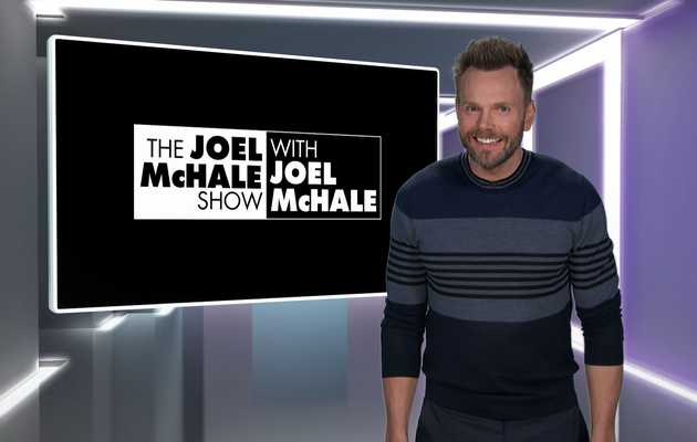 Joel McHale Doesn't Care If the Stupid Sh*t on His Netflix Show Offends You