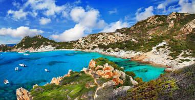 Sardinia, la Maddalena, Italy