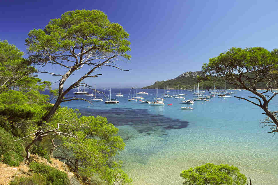 Porquerolles, France