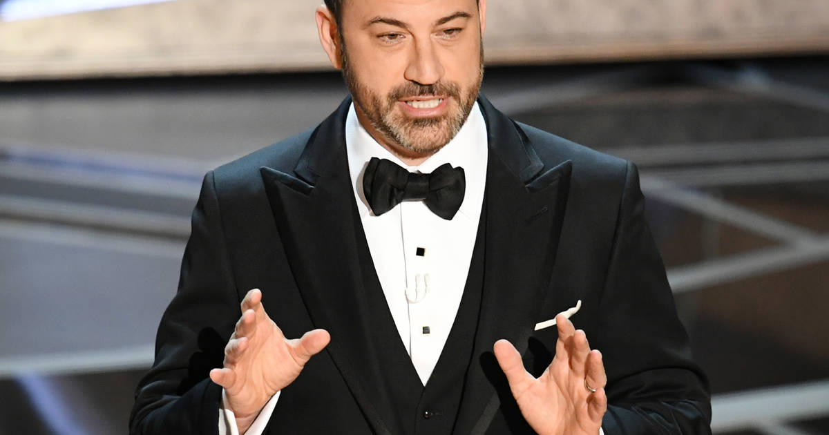 Oscars Monologue 2018 What Did Jimmy Kimmel Say At The Oscars Thrillist