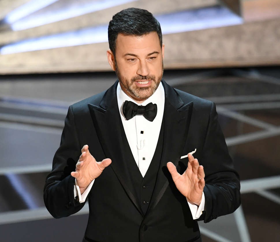 jimmy kimmel oscars monologue 2018