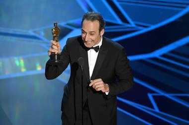 Oscars Shape of Water