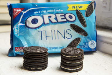oreo thins cookies