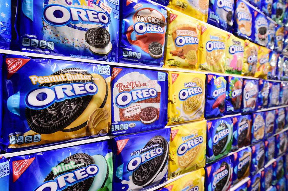 Best Oreo Flavors Every Oreo Cookie Ranked Thrillist