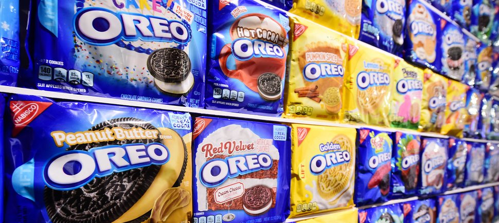 Every Oreo Cookie Flavor, Ranked