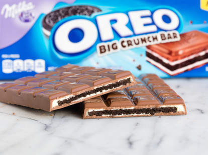 free oreo chocolate bars