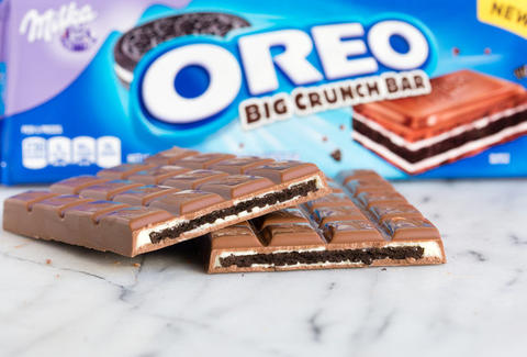 free oreo chocolate bars