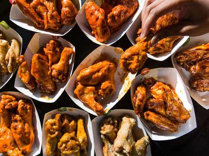 buffalo wild wings rankings flavors dinner lunch