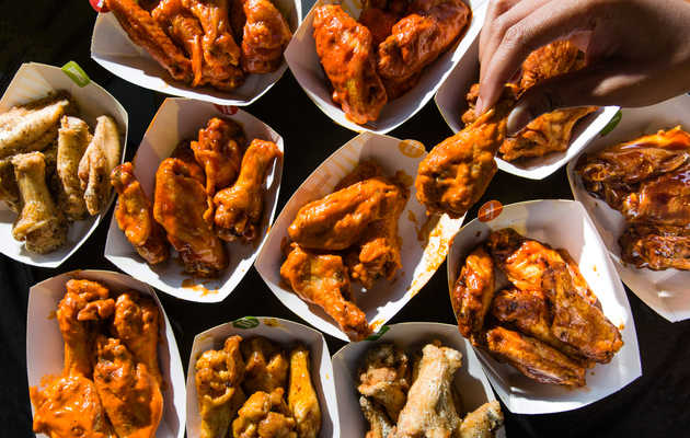 Every Buffalo Wild Wings Flavor, Ranked by its Wildness
