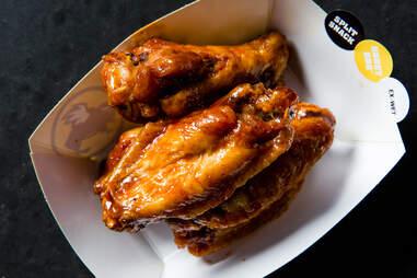 honey wings from buffalo wild wings ranking