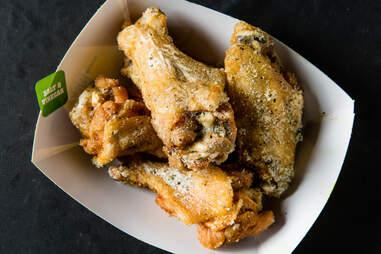 salt and vinegar buffalo wild wings flavor rankings