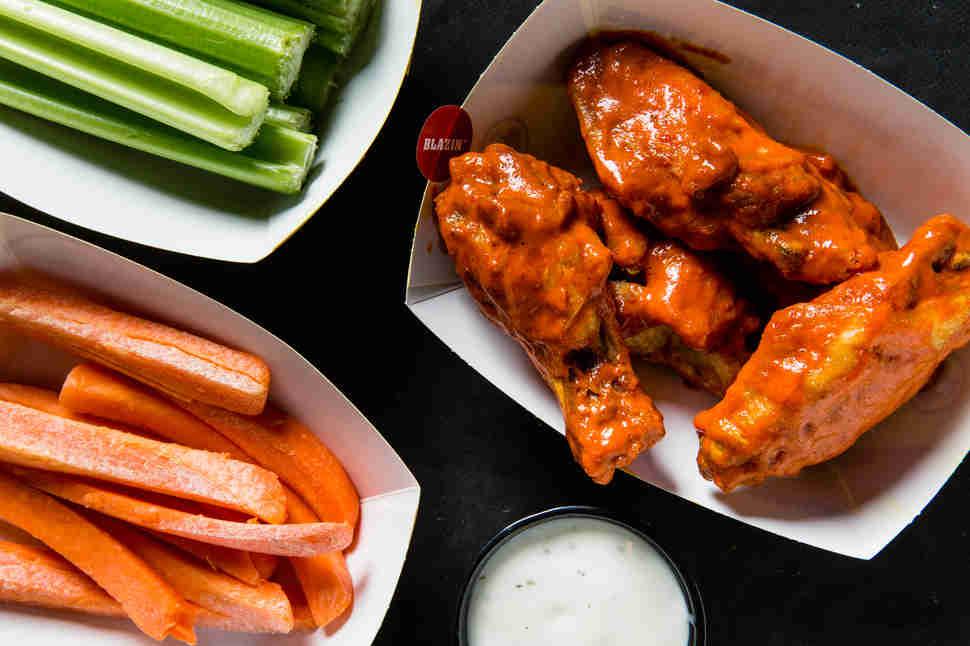 This Is Buffalo Wild Wings' Blazin Sauce | a review of this  |Buffalo Wild Wings Blazin Sauce