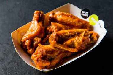 mild wings