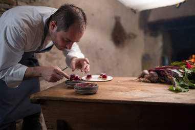 chef's table alexandre couillon
