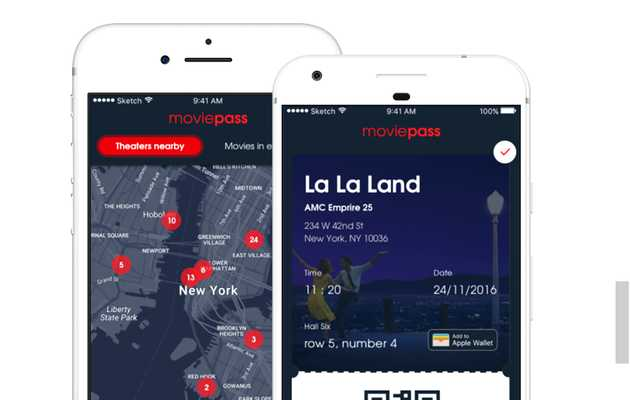 The Super-Cheap-Ticket App Moviepass Is Also Tracking and Selling Your Data