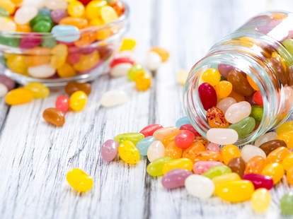 jelly bean flavors