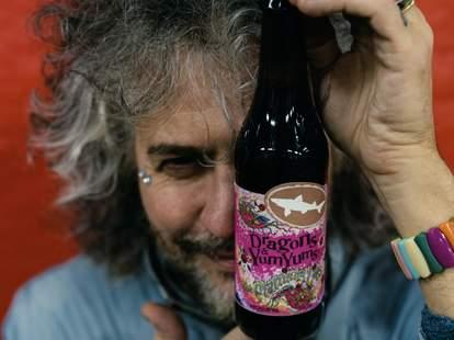 flaming lips beer record