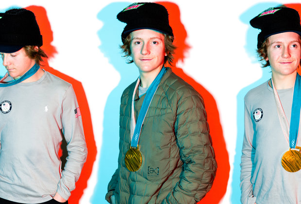 Teen Gold Medalist Red Gerard: I Might Not Have Said F*ck on TV After All