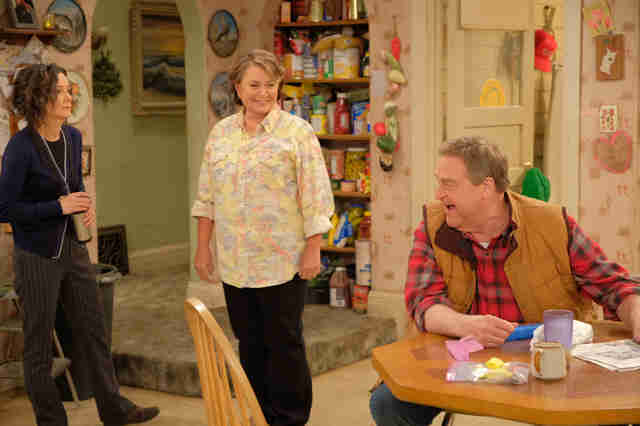roseanne on abc