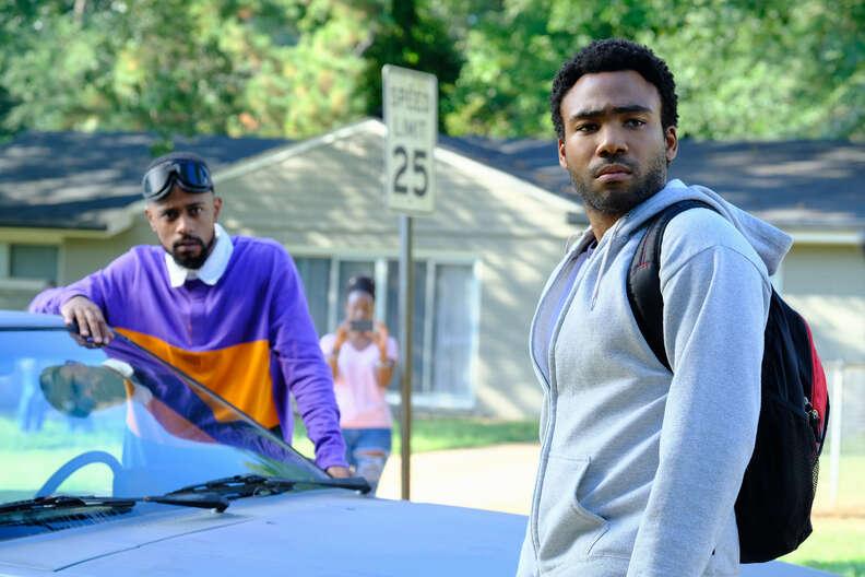Donald Glover, Lakeith Stanfield, Atlanta, FX, Season 2