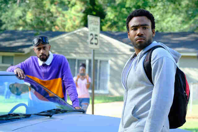 Donald Glover, Lakeith Stanfield, Atlanta, FX, Season 2