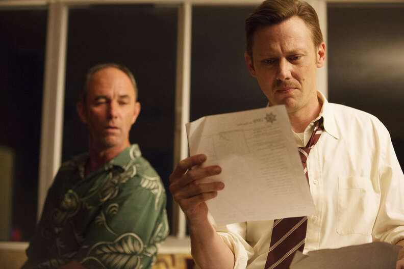 Jimmi Simpson, Unsolved Murders of Tupac and Notorious BIG, USA Network