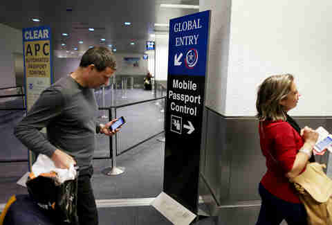 And Easiest To Us Thrillist Mobile Through Go Way Passport App Quickest Customs -