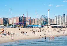 15 Beaches You Can Get to From NYC Without a Car