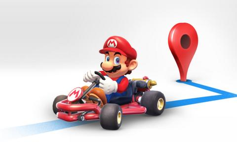 How to Get \'Mario Kart\' on Google Maps - Thrillist