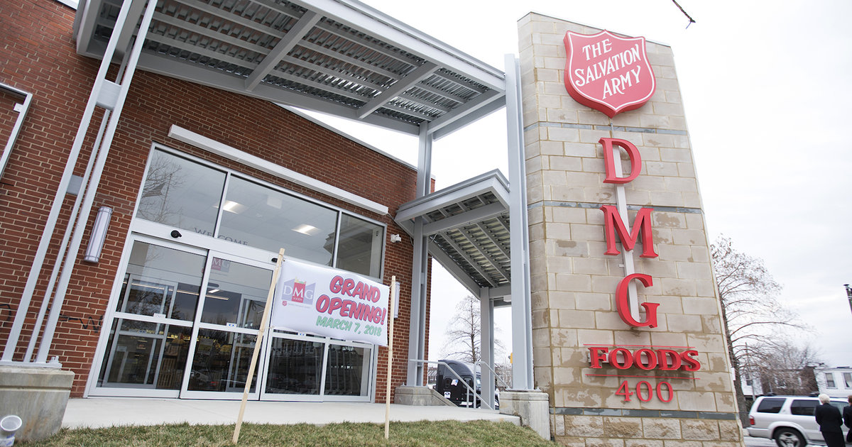 Image result for Salvation Army opens cheap grocery store in 'food desert'