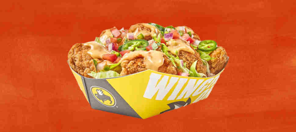Buffalo Wild Wings Announced Three Menu Hacks and One Is Basically Nacho Wings