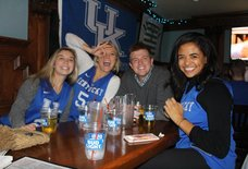 Where to Watch March Madness: The Best NCAA Teams' NYC Fan Bars